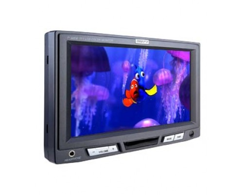 "DISCONTINUED - Savv LM-X7090W Savv 7"" Widescreen Universal monitor"