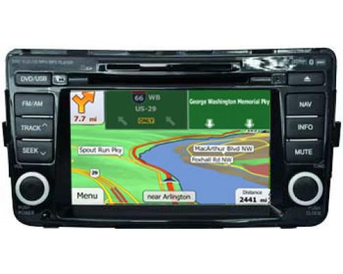 Rosen DS-MZ1050-P11 Mazda CX9 Navigation