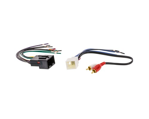 Metra TurboWires 70-5519 for Ford Amp Integrator Plug Set Wiring Harness - Main