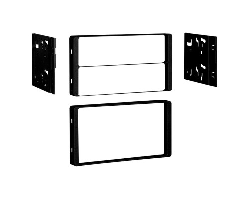 Metra 95-5600 Double DIN Dash Kit for 1995 - 2008 Ford, Mazda and Mercury Vehicles