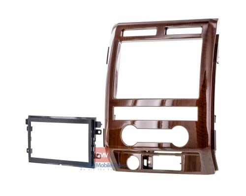 Metra 95-5822MM Milano Maple Double Din Radio Installation Kit