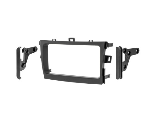 Metra 95-8223 Black Double DIN Dash Kit for 2009 - 2013 Toyota Corolla