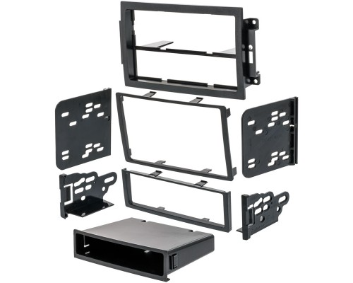 Metra Dash Kit 99-6510 Chrysler, Dodge and Jeep 2005-2008 Vehicles - Main