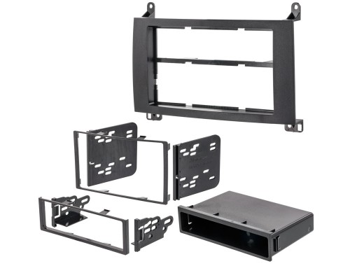 Metra 99-6512 Double DIN Dash Kit Turbokit for Dodge Sprinter - Main