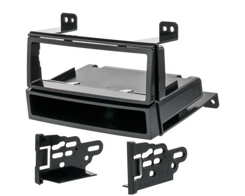 Metra 99-7323 Single DIN Dash Kit for Hyundai and Kia - Main