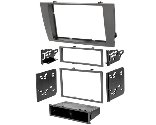 Metra 99-9501G Single DIN or Double DIN Dash Kit for 2002 - 2008 Jaguar S-Type and X-Type - Main