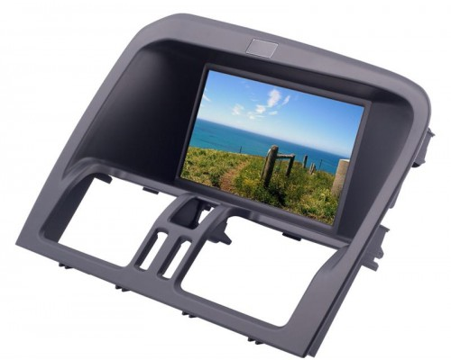 Gryphon Mobile MV-VOLVO4 In dash monitor and bezel for 2010 up Volvo XC60
