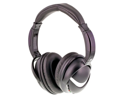 Myron and Davis AE62 Two Channel Wireless Headphone - Main View
