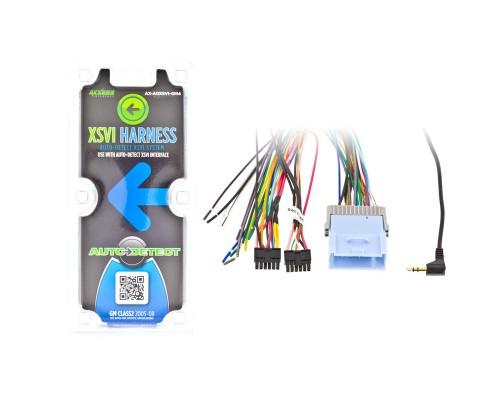 Axxess AX-ADXSVI-GM4 Wire harness