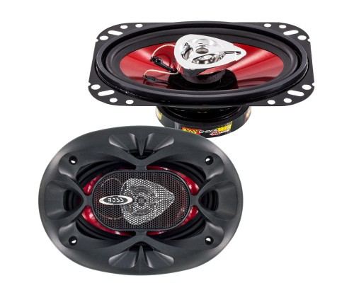 Boss CH4620 4x6 Inch Car Stereo Speakers - Main View