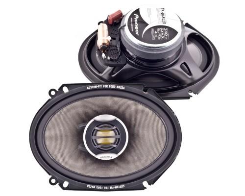 Pioneer TS-D6802R D Series 6 x 8 Inch car speakers - Main