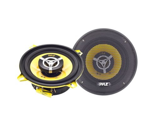 Pyle PLG5.2 5.25 Inch car speakers - Top back