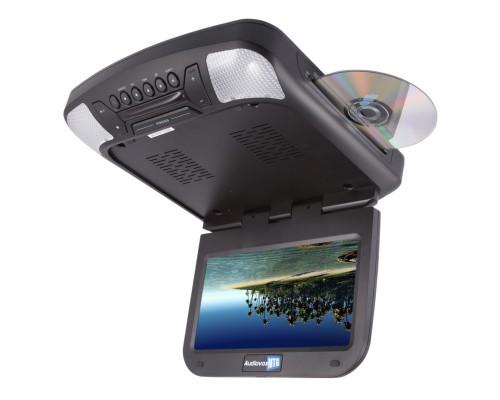"""Audiovox AVXMTG9 9"""" Overhead Flipdown DVD player"""