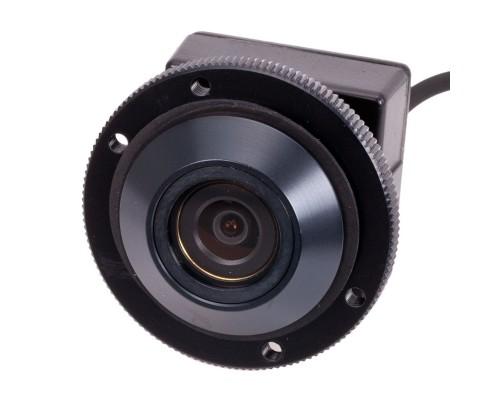 Boyo VTK100 Keyhole flush mount backup camera - Front