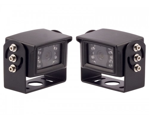 Boyo (Vision Tech) VTB301 Color Bracket Camera with Full Night Vision, IR and Built-In Microphone
