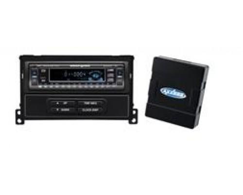 Metra NIRD-01 Dash Kit Turbokit Nissan Maxima and Sentra 2007-2008 Vehicles Axxess OEM Information Display and Bluetooth Retention Interface