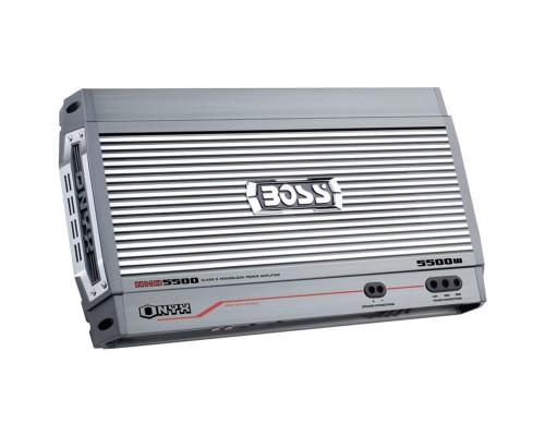DISCONTINUED - Boss Audio NXD5500 Onyx Series Monoblock Power Amplifier 5500W Class D