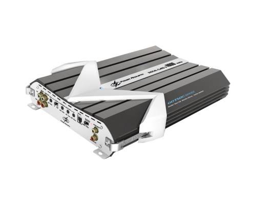 Discontinued - Power Acoustik OVN1-4000/1D Gothic Series Single Channel 4000 Watt Class D Amplifier