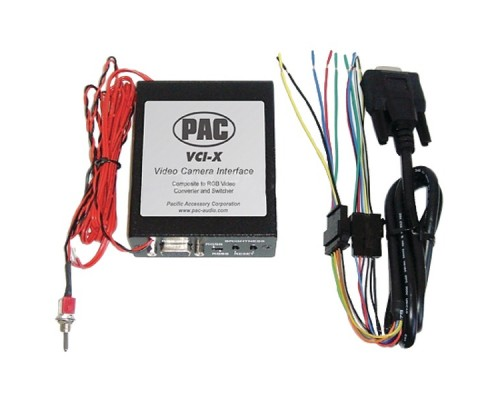 DISCONTINUED - PAC VCI-GM2 Navigation Radio Interface for GM Touch Screen Navigation Radios