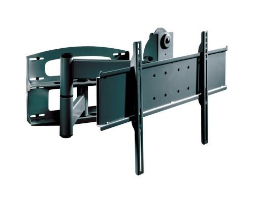 "Peerless PLAV60 UNLP 37"" - 60"" Articulating Wall Arm With Vertical Adjustment For Flat Panel Screens Black"