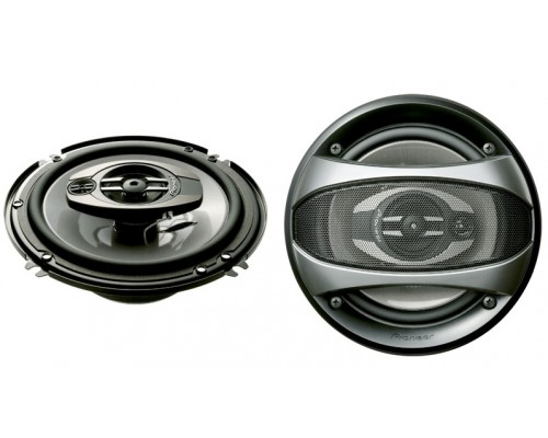 DISCONTINUED - Pioneer TS-A1673R A Series 6.5 Inch 3 Way 180 Watt Speakers