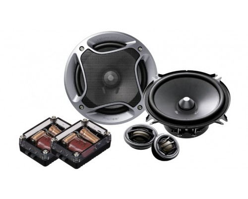 DISCONTINUED - Pioneer TS-A1702C A Series 6.75 Inch 230 Watt Component Speaker Package