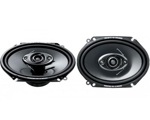 DISCONTINUED - Pioneer TS-A6882R A Series 6x8 Inch 4 Way 280 Watt Speakers