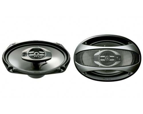DISCONTINUED - Pioneer TS-A6963R A Series 6x9 Inch 3 Way 270 Watt Speakers