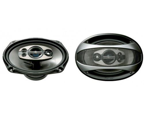 DISCONTINUED - Pioneer TS-A6993R A Series 6x9 Inch 5 Way 460 Watt Speakers