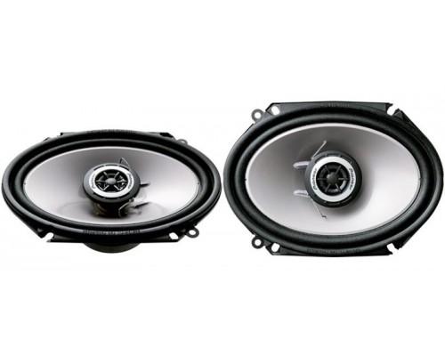 Discontinued - Pioneer TS-G6842R G Series 6x8 Inch 2 Way Coaxial 180 Watt Speakers