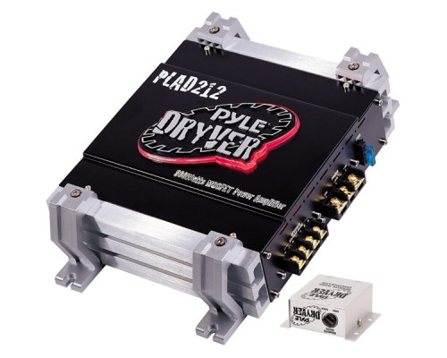Pyle PLAD-212 Pyle Driver Series 400W 2-Channel MOSFET Amplifier