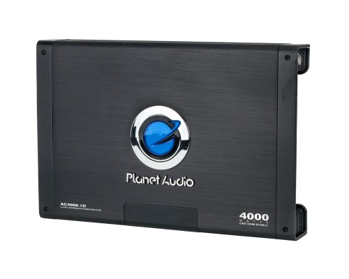 Planet Audio AC4000.1D 400 Watt Anarchy Class D Mono Amplifier - Main