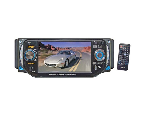 "DISCONTINUED - Pyle PLD43MU Pyle-View Series 4.3"" TFT Touch Screen LCD DVD Monitor/Receiver"