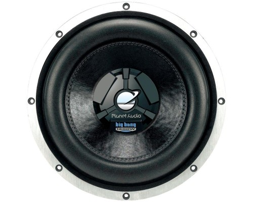 Discontinued - Planet Audio BB12D Big Bang Dual Voice Coil Subwoofer 12 inch