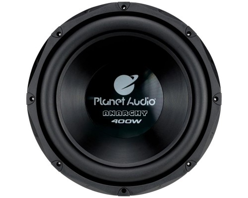 Discontinued - Planet Audio TQ120DVC Anarchy Dual Voice Coil Subwoofer 12 inch