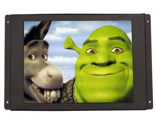 Quality Mobile Video PLVW10IW 10.4 inch Metal housed LCD screen