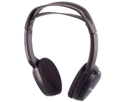 Power Acoustik WLHP-100 Car DVD Headphones - Front right