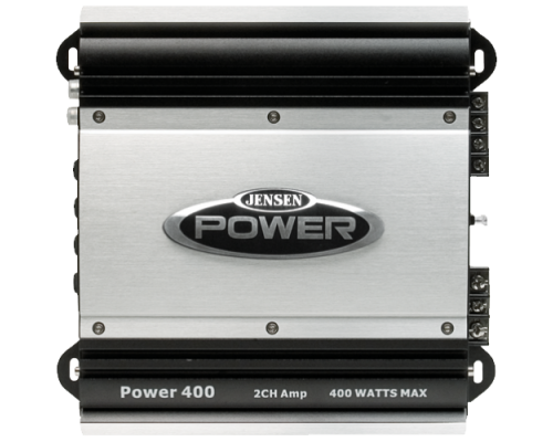 DISCONTINUED - Jensen Power 400 Hi-Fi Amplifier 400-Watt 2-Channel