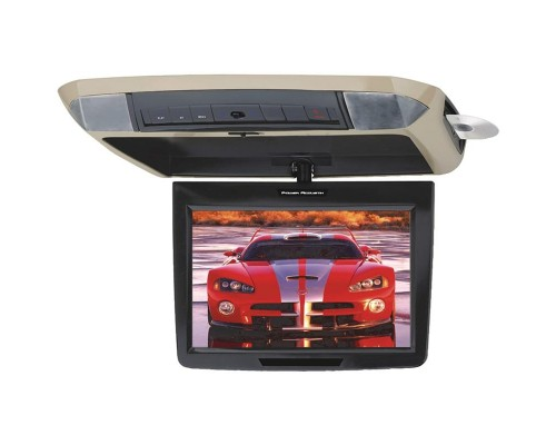 Power Acoustik Overhead DVD player