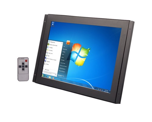 Pyle PLVW17IW In Wall LCD monitor with VGA input - Main
