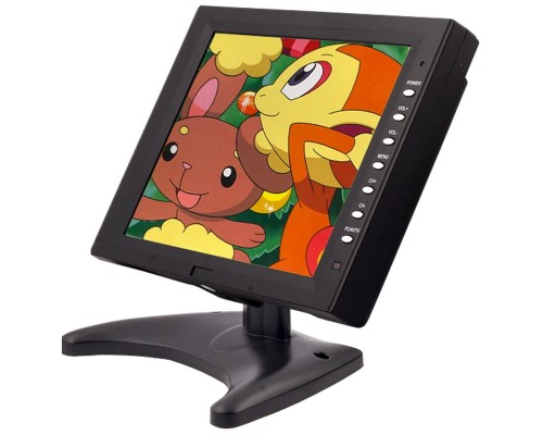 Quality Mobile Video CVSF-1001 10.4 inch LCD Monitor with Touchscreen VGA - Main