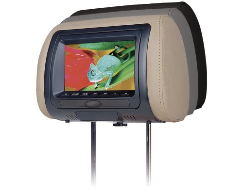 """Discontinued - Concept CLS-700X 7"""" Chameleon Headrest Digital LED Panel with Color Covers"""