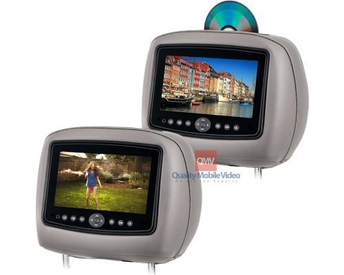 Rosen CS9000 DVD Headrest for 2007 - 2012 Chevrolet Avalanche - Main