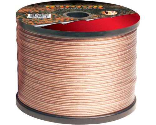 DISCONTINUED - Metra S14-500 MTA 14 Gauge 500 Ft Clear Speaker Wire