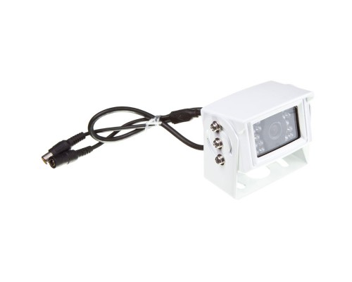 Safesight SC0104MW Heavy Duty Commercial Marine Back Up CCD Camera with 120 degrees Wide Angle Weatherproof Night Vision Camera