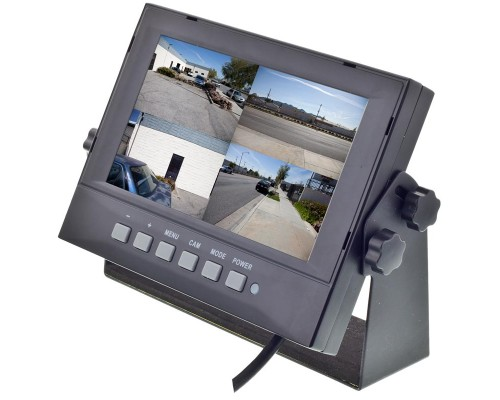 Safesight TOP-SS-D7002Q 7 inch Waterproof LCD monitor - Main