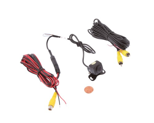 DISCONTINUED - Safesight SC0307 Color micro Surface Mount reverse image back up camera