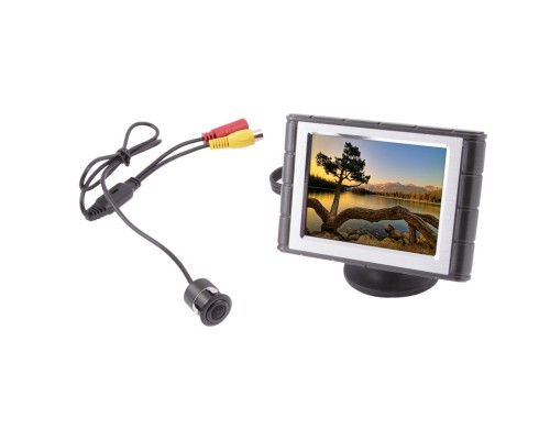 safesight sc0302 sc3102 3 5 back up monitor with micro