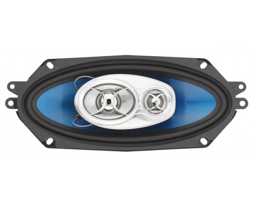 Discontinued - Sound Storm (SSL) F341 4x10 Inch 3-Way Speaker 400 Watts Poly Injection Cone