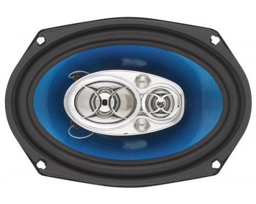 Sound Storm (SSL) F569 6x9 Inch 5-Way Speaker 600 Watts Poly Injection Cone